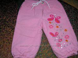 тепленькие штанишки