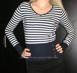 стильный  свитер, трикотаж отличного качества