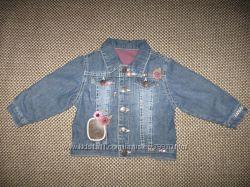 Одежда для девочки на весну-осень 74-80 р.