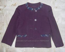 Школьный пиджак для первоклассницы