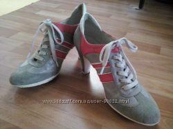 Кожаные туфли-кроссы WildCat 38-39 размера