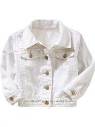 Стильная джинсовка OldNavy на девочку 4-5 лет