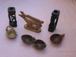 Ексклюзивні деревяні вироби-шкатулки, статуетки, декорсувеніри-ручна робота