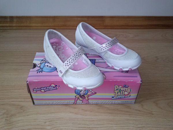 Туфлі-кроси  SKECHERS р. 31-32 дівч.