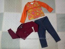 Модні речі дівчинці р. 98 на 2-3 роки
