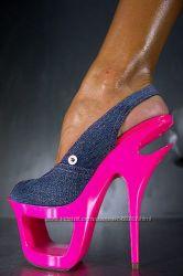 Gianmarco lorenzi босоножки на стильные ножки