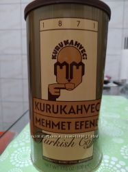 Турецкий кофе Mehmet Efendi 500 грамм