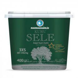 Вяленые маслины Marmarabirlik черные 400 грамм