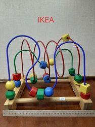 Большой пальчиковый лабиринт Икеа IKEA