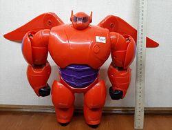 Bandai big hero 6 летающий беймакс город героев