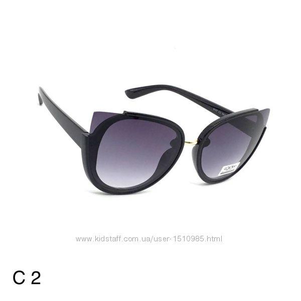 Солнцезащитные очки, лисички 2019