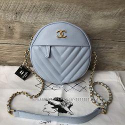 6e825cb19ba4 Круглая женская сумка клатч Chanel Шанель, 1250 грн. Женские сумки ...