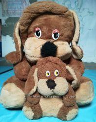 М&acuteяка іграшка - собача сімейка