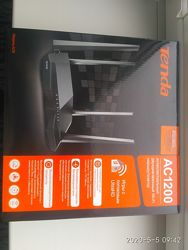 Маршрутизатор Wi-Fi роутер TENDA AC6