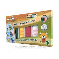 Подарочные наборы витражных красок ТМ Идейка