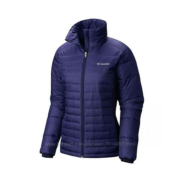 Columbia стёганая куртка женская пуховик коламбиа оригинал