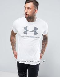 Under Armour новая хлопковая футболка тенниска майка оригинал