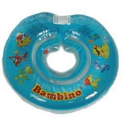Новый круг воротник на шею для купания младенца