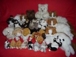 Интерактивные мягкие игрушки Fur Real Friends Hasbro -собака, котик, кролик