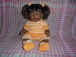 Большая ароматизированная виниловая характерная анатомическая кукла Manolo