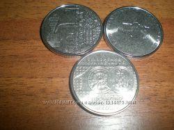Монеты-2018год. Киборги-Добровольцы ВМФ Украины