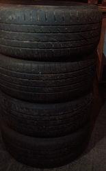 Колеса гума, резина Continental 255 50 R19 - 4 шт.