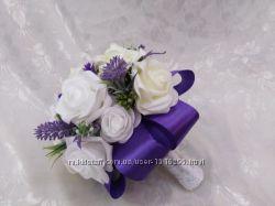 Свадебный букет-дублер