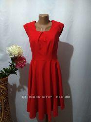 e43ef5e8868 Винтажное красное платье Atmosphrere