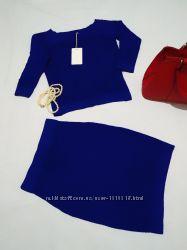 Трикотажный костюм Vintage Dressing