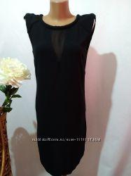 d1ca3327c3a Платье с глубоким вырезом по спинке. ZARA. Испания