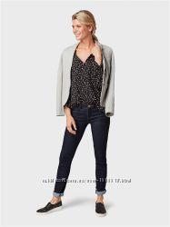 Блузка в горошек Tom Tailor