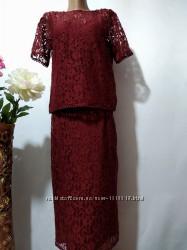 Стильный кружевной костюм H&M
