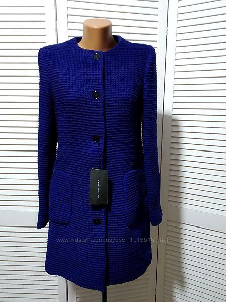 Легкое деми пальто из рельефной ткани Zara