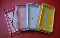 Бампер чехол для apple iphone 4, 4s, 4g