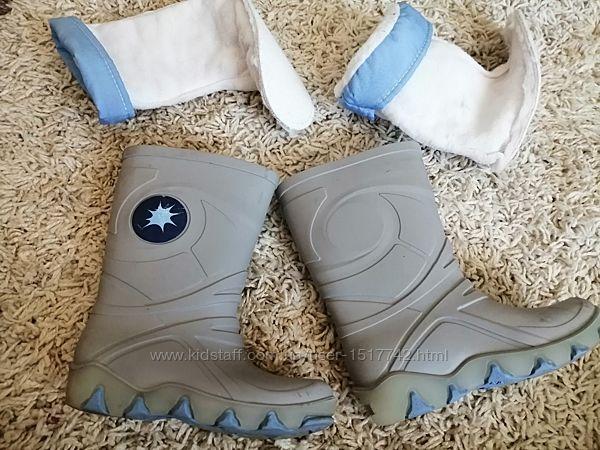 Lupilu резинові чоботи 24-25 р