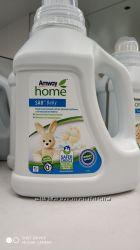 Рідкий концентрований засіб для прання дитячої білизни з пом&acuteякшув. еф