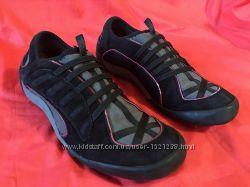 Замшевые кроссовки кеды CLARKS WOMEN&acuteS OUTDOOR размер UK6 EUR 38
