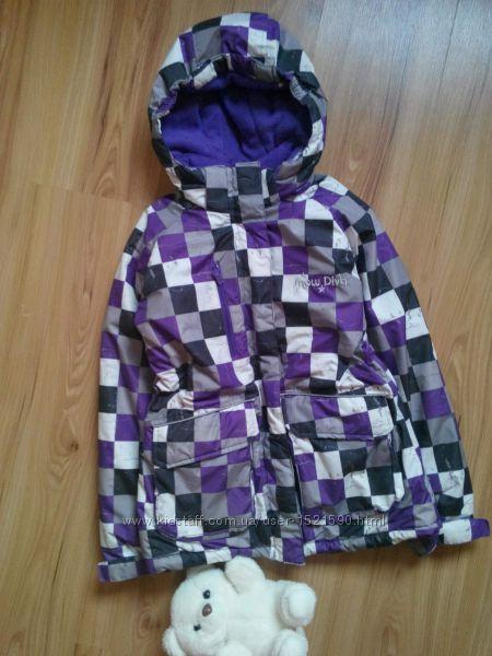 Яркая  курточка от Okay на рост 140 146 см