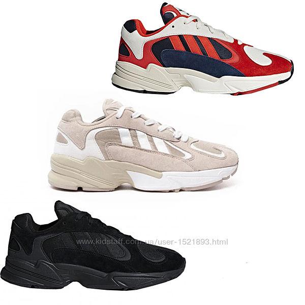Кроссовки Adidas Originals Yung-1 мужские