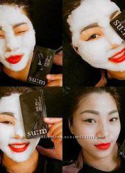 Черная Кислородная маска, Карбокси SUM37 Bright Award Bubble-De Mask Black