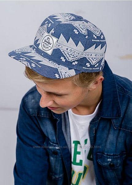 Стильна кепка для хлопчика та дівчинки. DEMBOHOUSE. Розміри XS, S, M