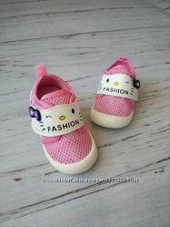 Детские летние кроссовки размер 21-26