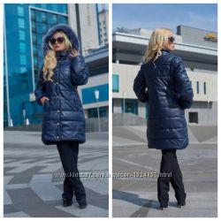 Пальто куртка теплая