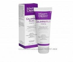 Martiderm Calamina Plus crema, успокаивающий и регенерирующий крем, 75 мл