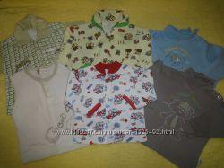 пакет кофточки гольфы футболки регланы рубашки для двойни близнецов