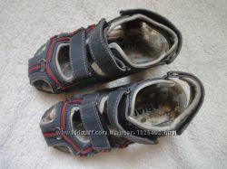 Босоножки сандали фирмовые на липучках
