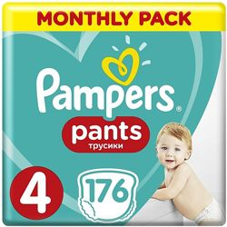 Pampers Pants 4 176