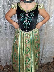 Карнавальное платье Эльзы и Анны. взрослый .