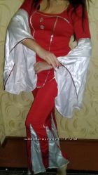 Карнавальный костюм Супер героиня. взрослый.