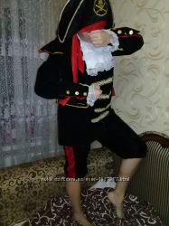 Карнавальный костюм Пирата  взрослый .